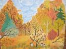 Осенний вернисаж